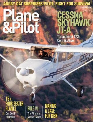 Plane & Pilot Mar 2018