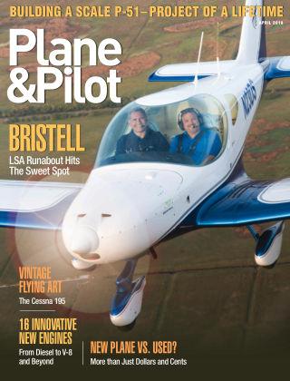 Plane & Pilot Apr 2018