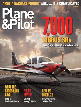 Plane & Pilot May 2018