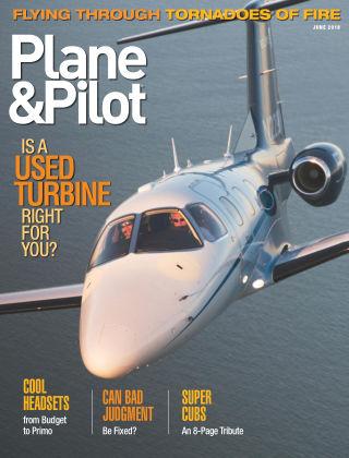 Plane & Pilot Jun 2018