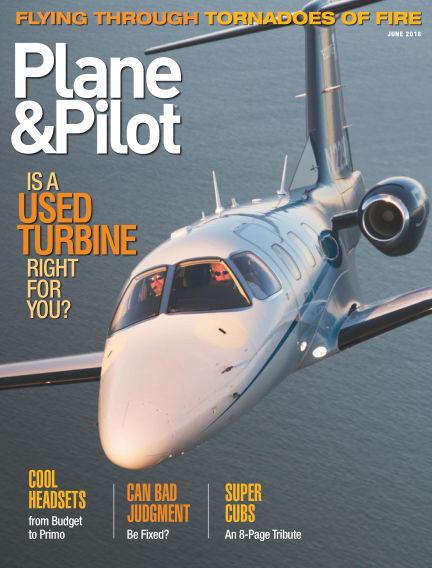 Plane & Pilot April 27, 2018 00:00