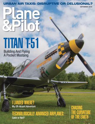 Plane & Pilot Sep 2018