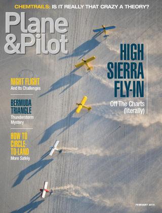 Plane & Pilot Jan-Feb 2019