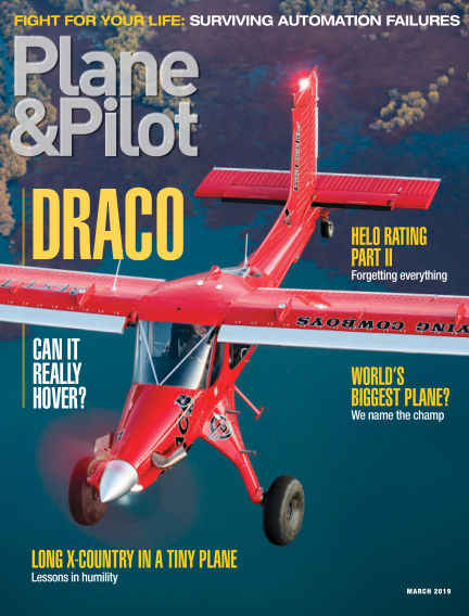 Plane & Pilot Subscription Best Offer With Readly