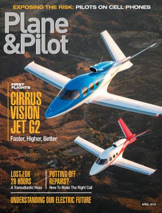 Plane & Pilot Apr 2019
