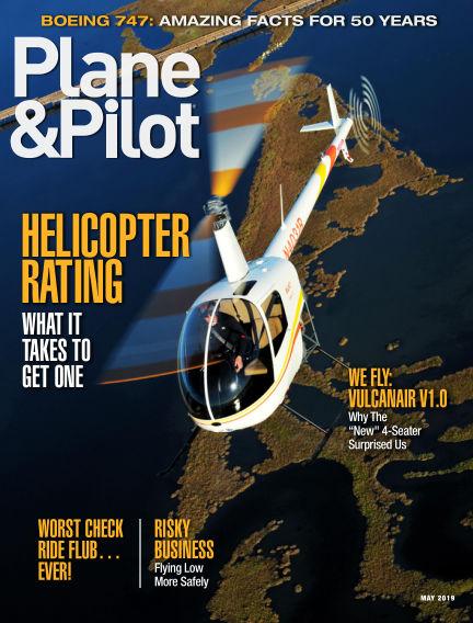 Plane & Pilot March 29, 2019 00:00