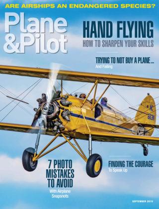 Plane & Pilot Sep 2019