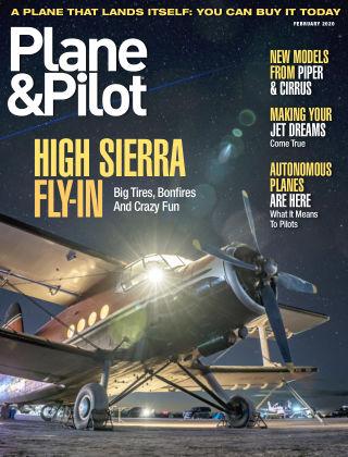 Plane & Pilot Jan-Feb 2020