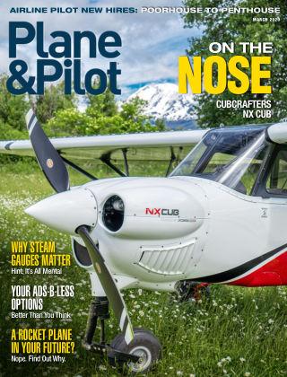 Plane & Pilot Mar 2020