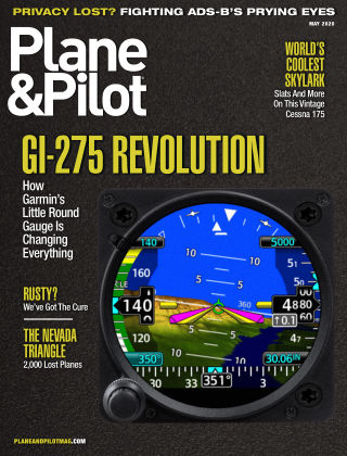 Plane & Pilot May 2020