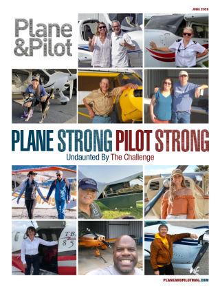 Plane & Pilot Jun 2020