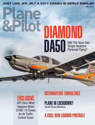 Plane & Pilot July 2020