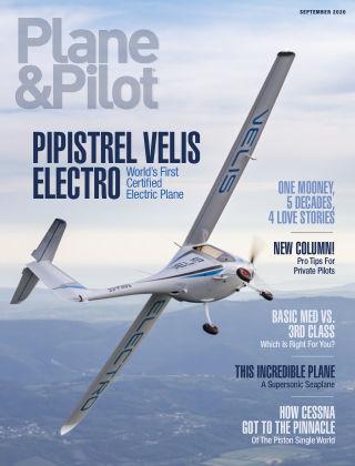 Plane & Pilot September 2020