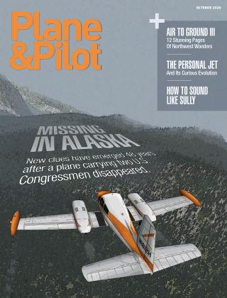 Plane & Pilot October 2020