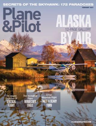 Plane & Pilot February 2020