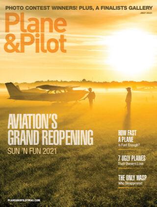 Plane & Pilot July-21