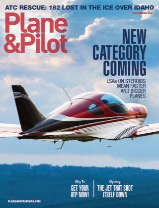 Plane & Pilot September-21