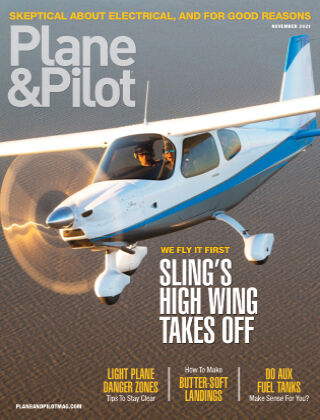 Plane & Pilot November-21