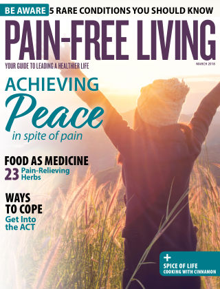 Pain-Free Living Feb-Mar 2018