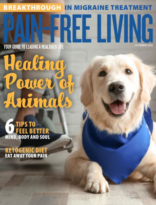Pain-Free Living Aug-Sep 2018