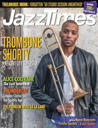 JazzTimes May 2017