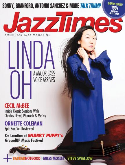JazzTimes March 11, 2017 00:00