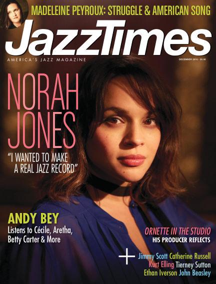 JazzTimes November 19, 2016 00:00