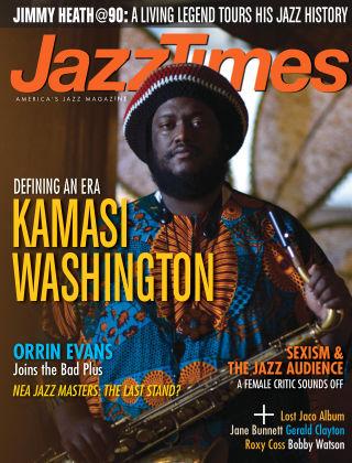 JazzTimes Jun 2017