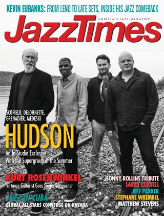 JazzTimes Jul-Aug 2017
