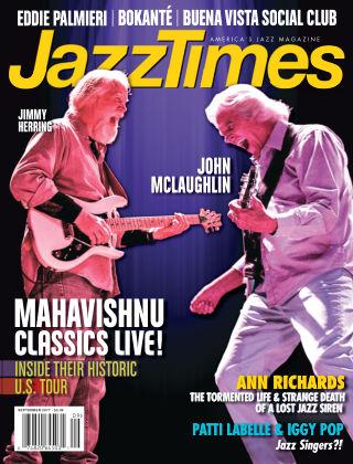 JazzTimes Sep 2017