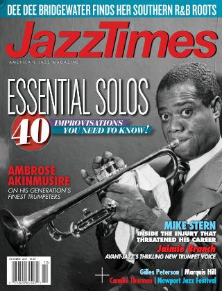 JazzTimes Oct 2017