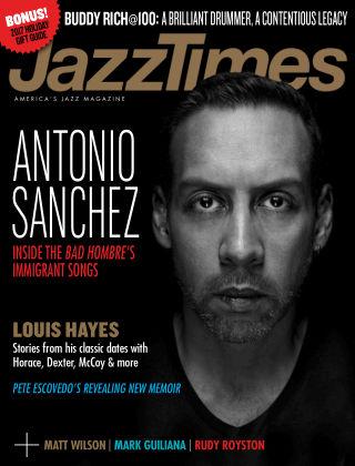 JazzTimes Nov 2017