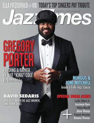 JazzTimes Dec 2017