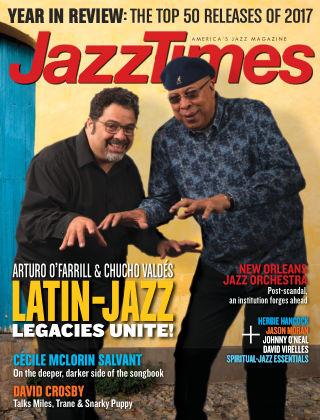 JazzTimes Jan-Feb 2018