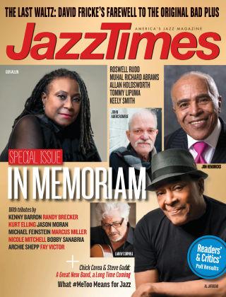 JazzTimes Mar 2018