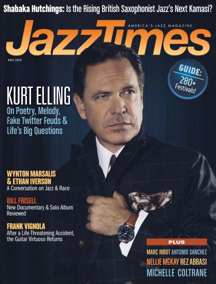JazzTimes April 07, 2018 00:00