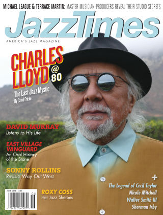 JazzTimes Jun 2018
