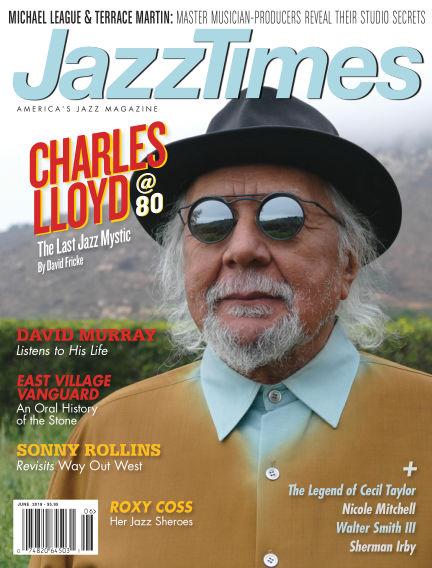 JazzTimes May 12, 2018 00:00