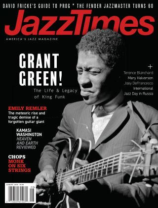 JazzTimes Jul-Aug 2018