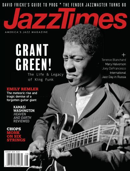 JazzTimes June 16, 2018 00:00