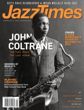 JazzTimes Sep 2018
