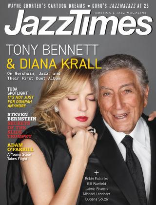 JazzTimes Oct 2018