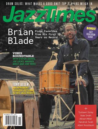 JazzTimes Nov 2018