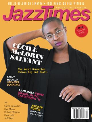 JazzTimes Dec 2018