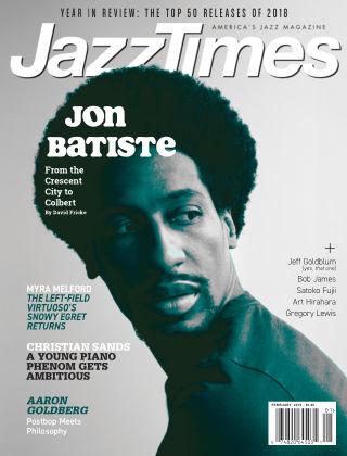 JazzTimes Jan-Feb 2019