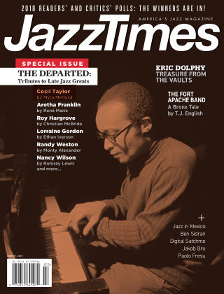 JazzTimes Mar 2019