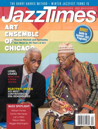 JazzTimes Apr 2019