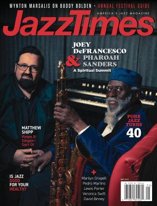 JazzTimes May 2019