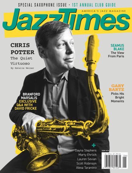 JazzTimes May 10, 2019 00:00