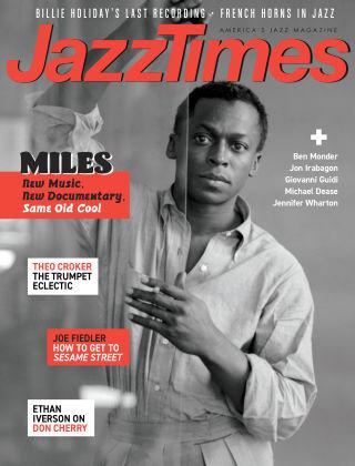 JazzTimes Oct 2019